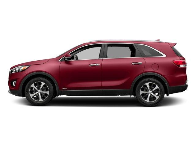 2018 Kia Sorento 2 0t Ex Front Wheel Drive Kia Dealer In