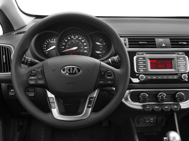 Kia Rio Lx Sedan Kia Dealer In Greer South Carolina New