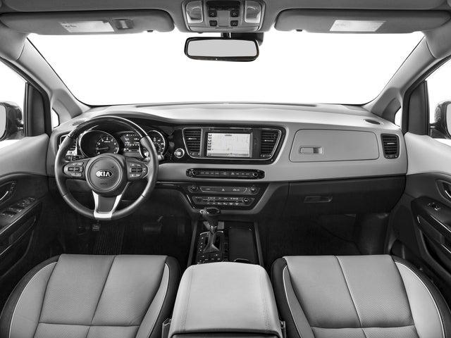 2018 Kia Sedona Sx Limited Passenger Van Kia Dealer In Greer South