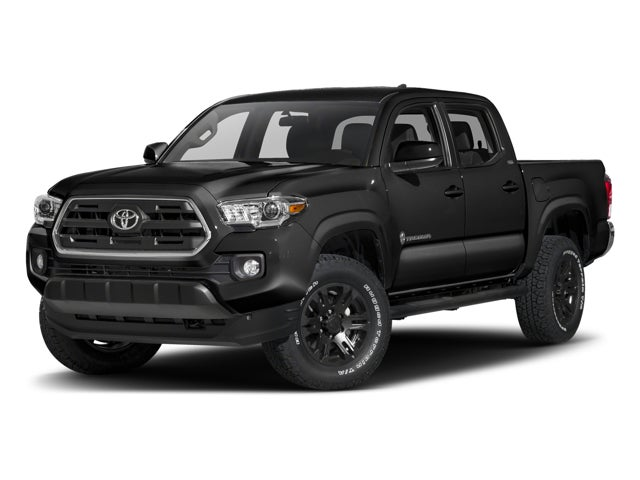 2017 Toyota Tacoma Sr5 V6 4x2 Double Cab 127 4 In Wb Greer Sc