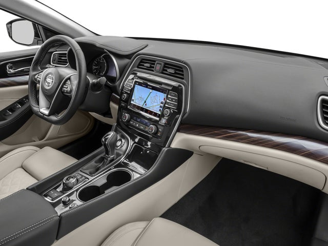 2016 Nissan Maxima Platinum Kia Dealer In Greer South Carolina