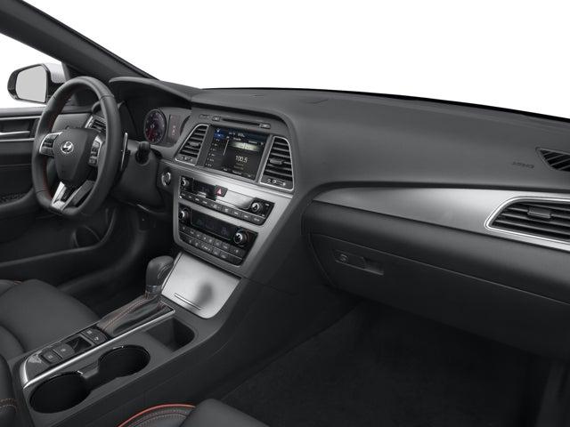 2017 Hyundai Sonata Sport 2 0t Sedan In Greer Sc Kia Of