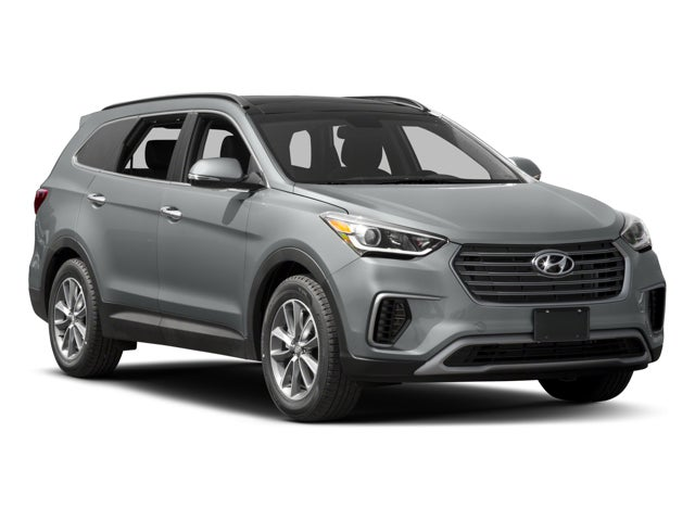 2017 Hyundai Santa Fe Se In Greer Sc Kia Of