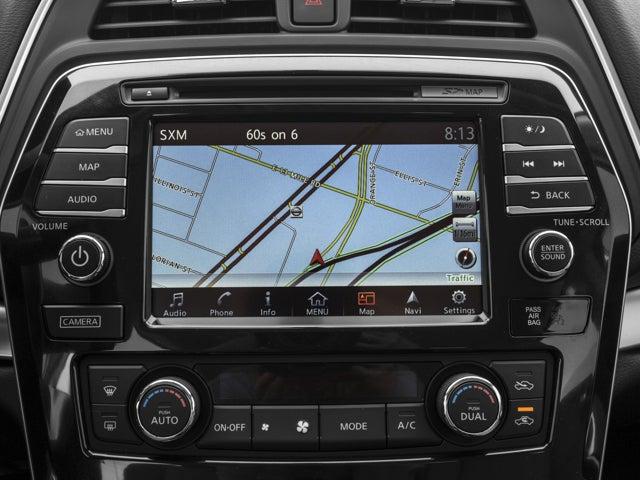 2017 Nissan Maxima 3 5 Sr Sedan Kia Dealer In Greer
