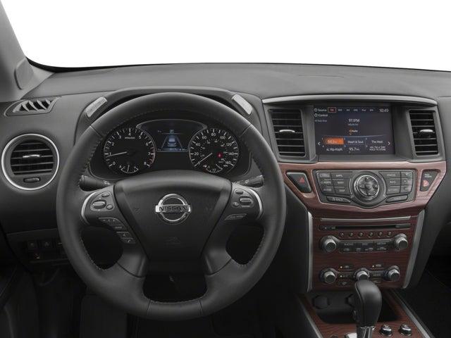 2017 Nissan Pathfinder Platinum In Greer Sc Kia Of