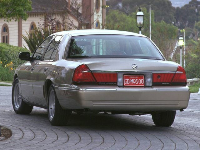 ford grand marquis ls 2000
