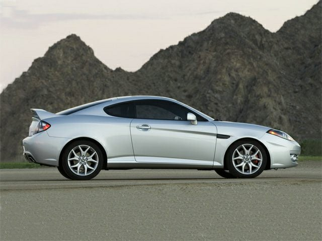 2007 Hyundai Tiburon GS In Greer, SC   Kia Of Greer