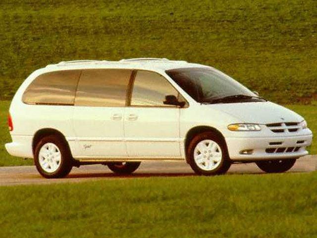 1996 Dodge Grand Caravan Le Kia Dealer In Greer South Carolina