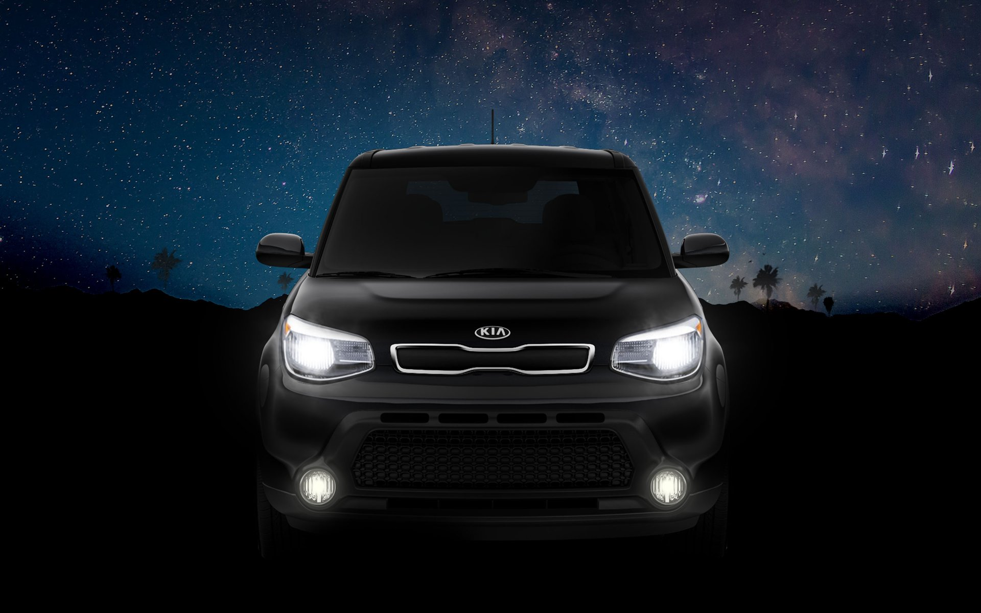 Set The Mood In A 2016 Kia Soul With Accent Lights That Change Color And Intensity Based On Audio