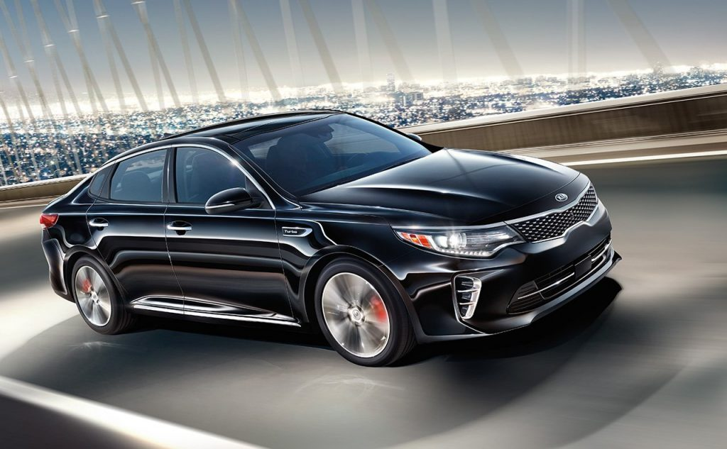 Lease 2016 Kia Optima For 99 Mo Get A Mid Size Sedan At Compact Price